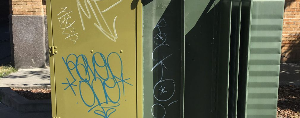 Solutions for Removing Graffiti Exist, Why Aren't Cities Using Them?